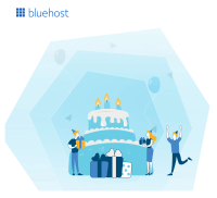 Bluehost Birthday Offer Coupon code