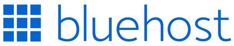 Bluehost Coupon Code Logo