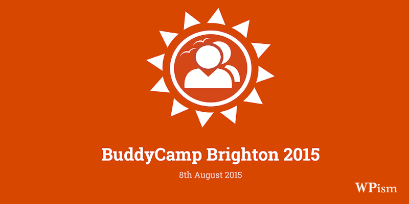 BuddyCamp Brighton First BuddyPress