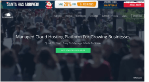 Cloudways Christmas New Year Hosting Offer