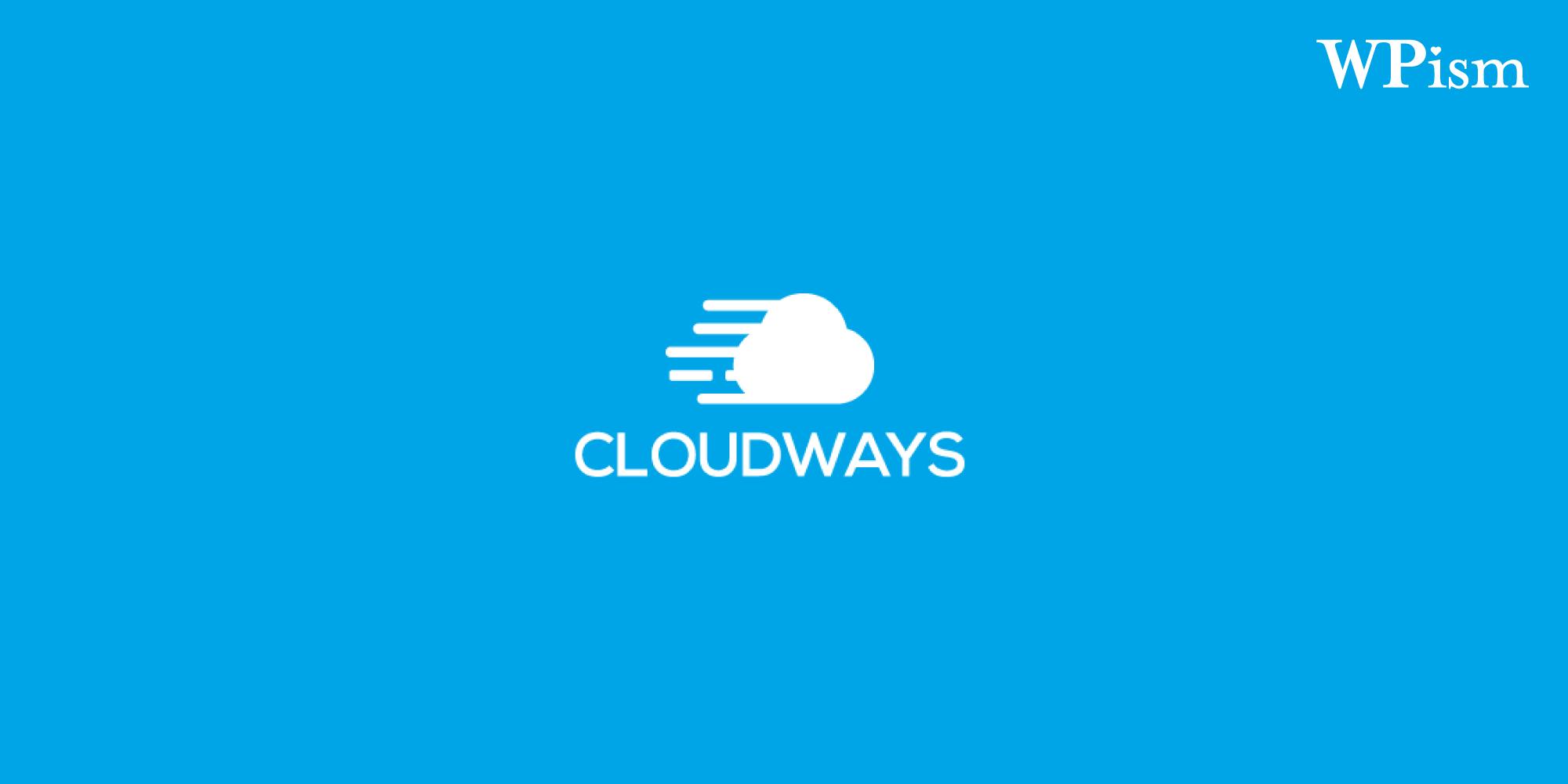 Cloudways Managed Cloud Hosting Coupon