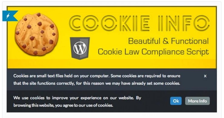 Cookie Info CodeCanyon WordPress Plugin