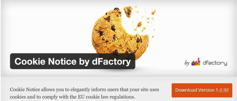 Cookie Notice WordPress Plugin