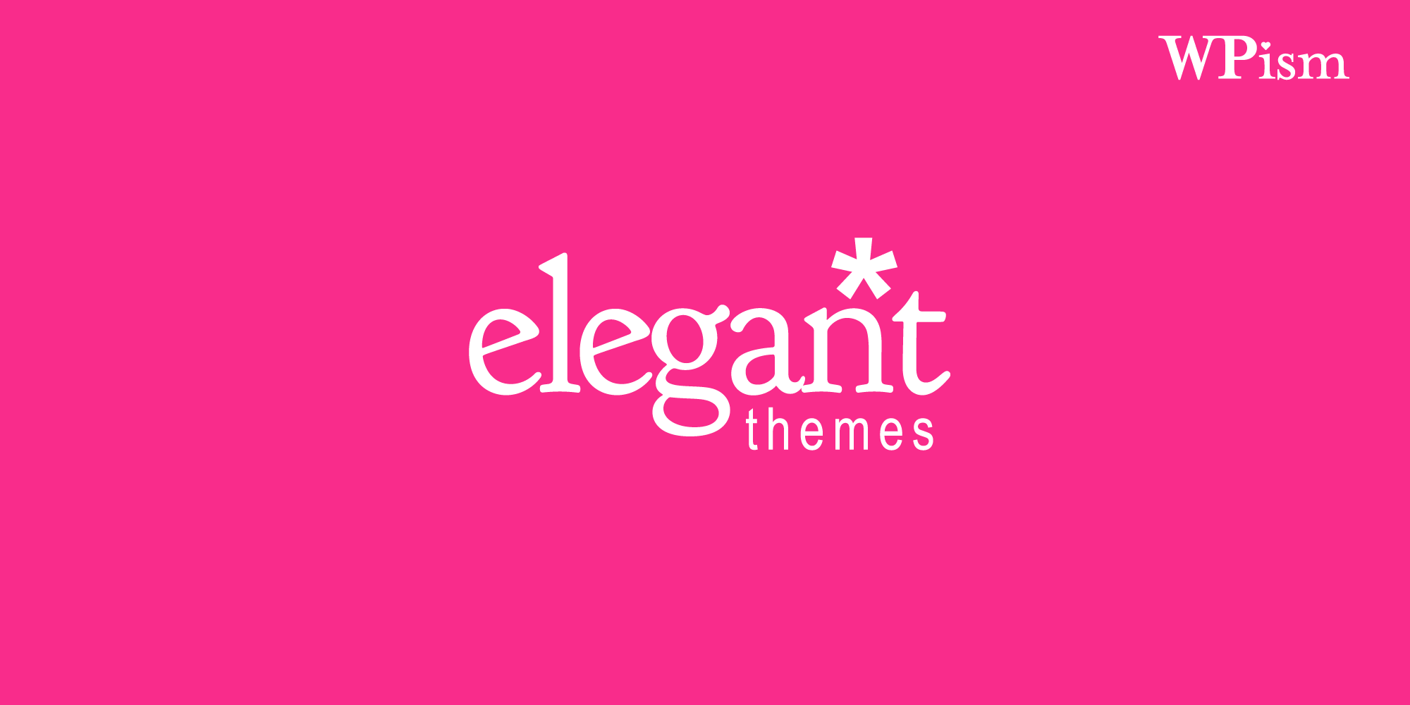 Elegant themes discount coupon