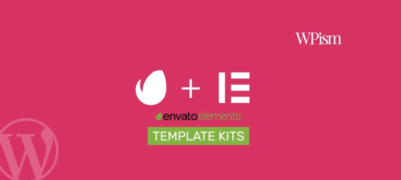 Envato Elements Plugin Free Elementor Template Kits