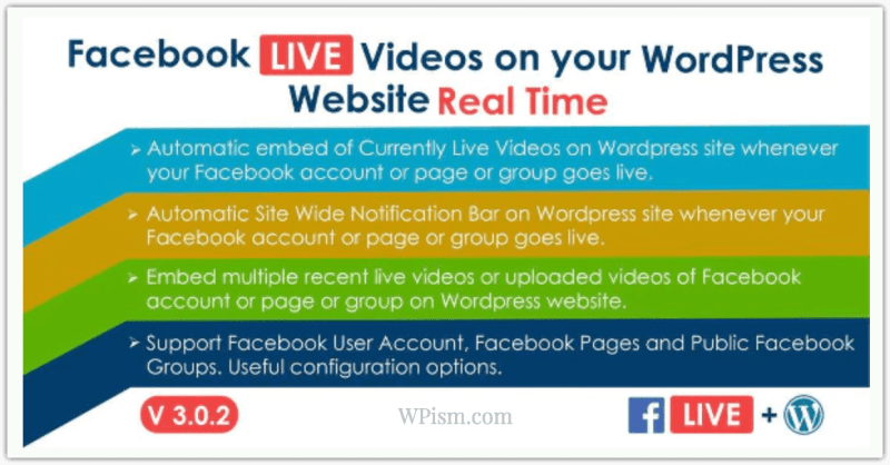Facebook Live Video Plugin Envato Market