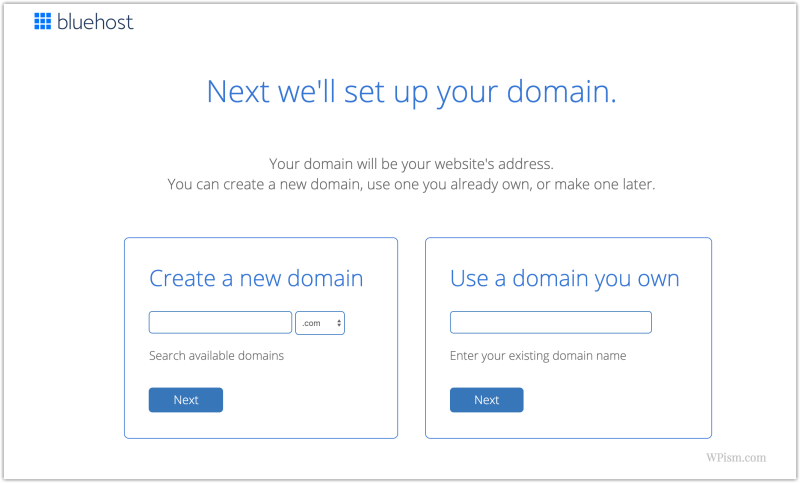 Free Domain Voucher Code Bluehost