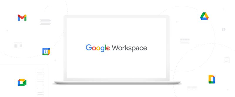 Google Workspace banner