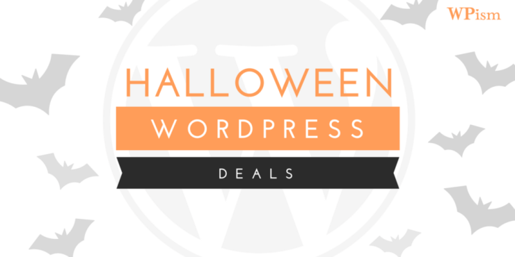 WordPress Halloween Deals 2015