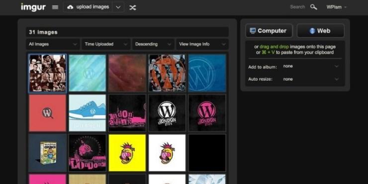 Imgur WPism Images