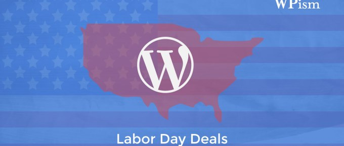 Labor Day WordPress Deals promotions
