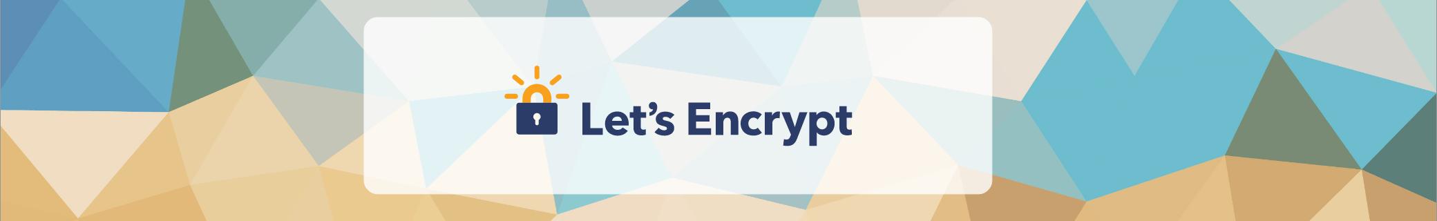 Let's Encrypt Free SSL