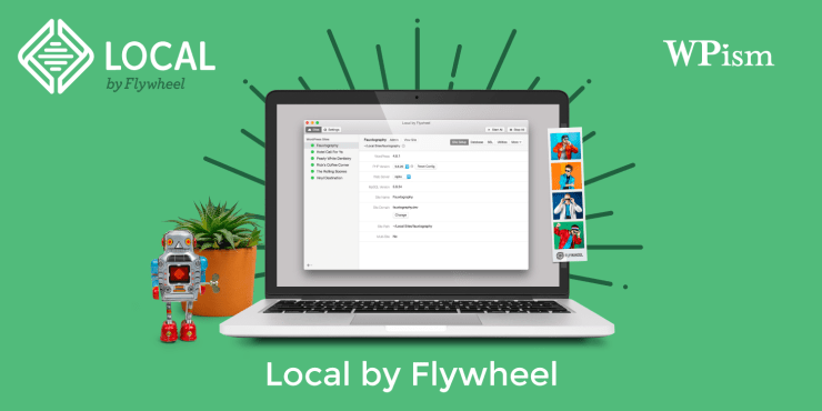 Local by Flywheel WordPress Local Development Tool