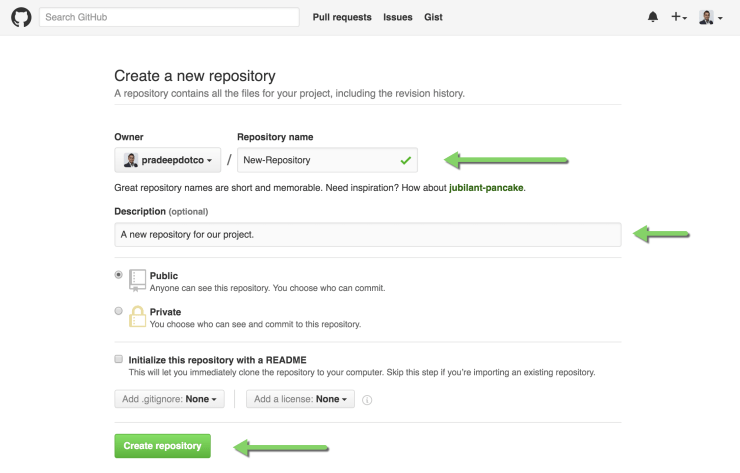 how to add someone on github