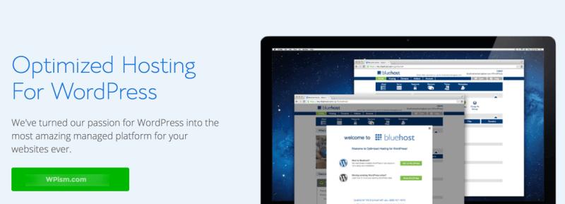 Optimised Bluehost WordPress Hosting Review