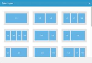 Quest WordPress Theme Custom layout Feature