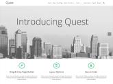 Quest WordPress Theme Screenshot