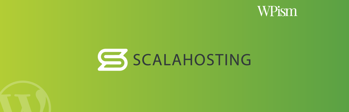 ScalaHosting Coupon WordPress Hosting WPism