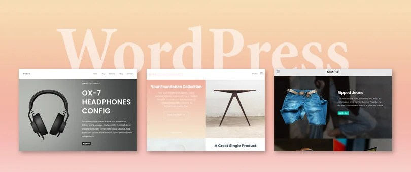 Shopify WordPress Themes Collection