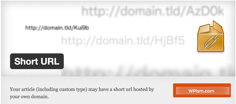 Short URL WordPress Plugin new