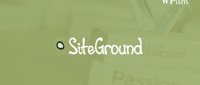 SiteGround WordPress Hosting Coupon