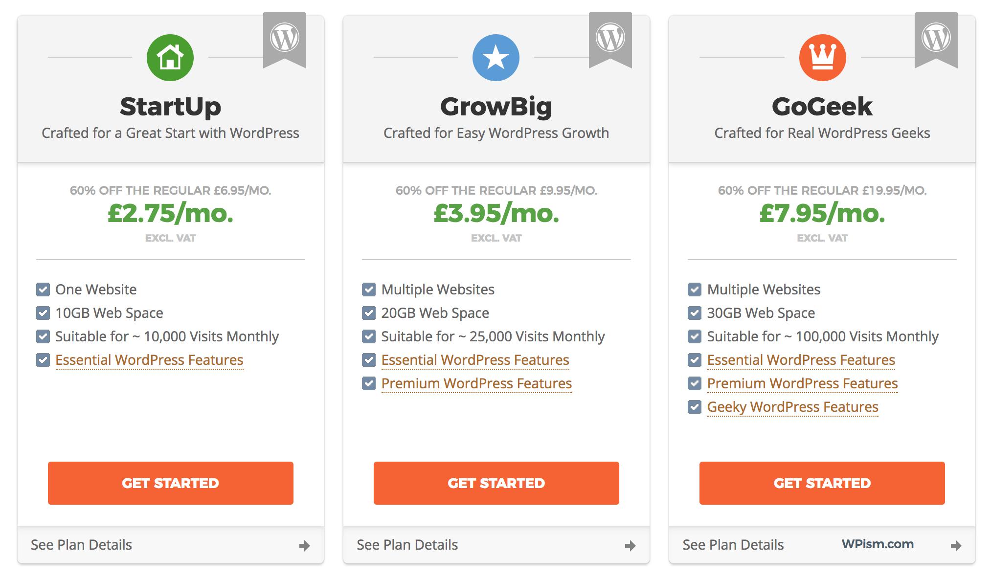 Siteground coupon discount pricing