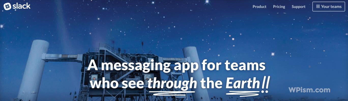 Slack - Real-Time Team Chat