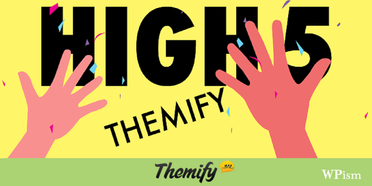 Themify Themes Discount Sale Anniversary
