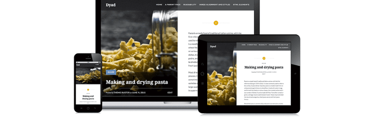 Free WordPress Themes – March 2016 Collection