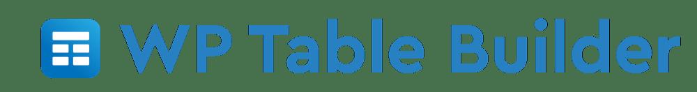WP Table Builder Logo WPism