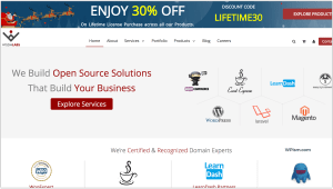 WisdmLabs WordPress products sale Christmas New Year 2018