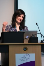 Claire Brotherton Speaking at WordCamp London on The How and Why of Small Business Blogging