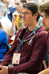 Taco Verdonschot at WordCamp London 2016-3327
