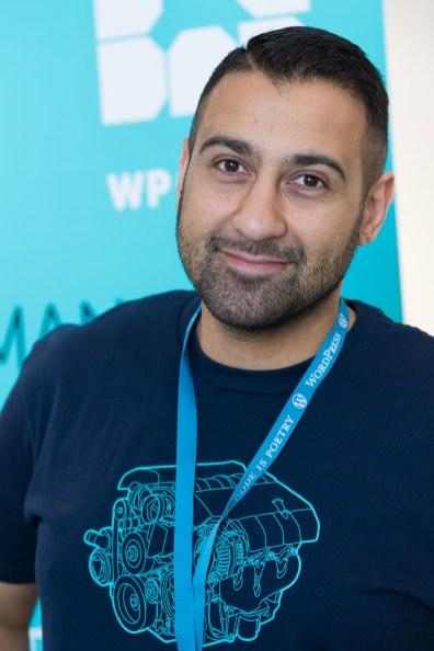 Imran Pervez - WPEngine at WordCamp London 2016-3679