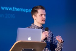 Dmitry Mayorov at WordCamp London 2016-3783