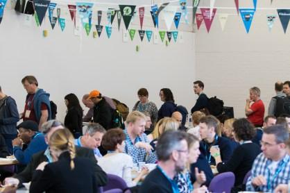 Food Hall at WordCamp London 2016-4137