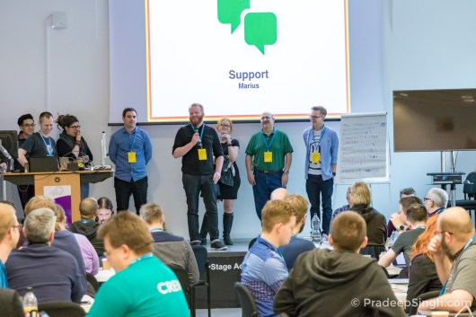 WordCamp London 2017 Contributor Day Pradeep Singh Photo-2773