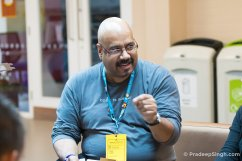 WordCamp London 2017 Pradeep Singh Photo-5060