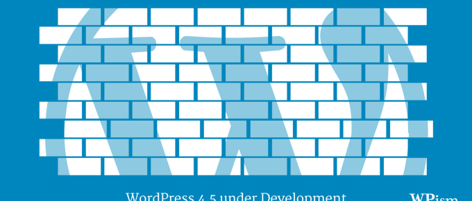 WordPress 4.5 Development Features