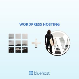 WordPress Hosting with Bluehost Coupon