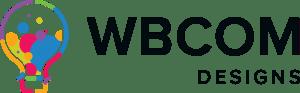 wbcom designs wordpress deals logo