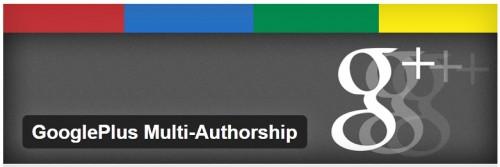 GooglePlus Multi-Authorship