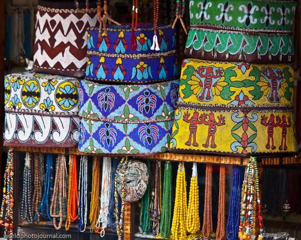 craft store ubud streets bali indonesia