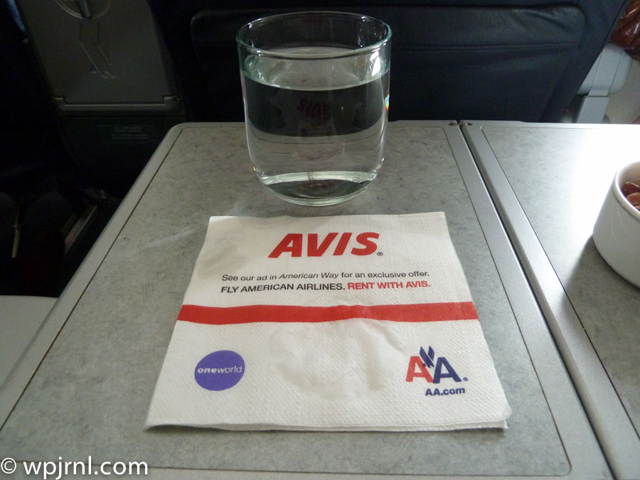 American Airlines Aa1203 Yyz Dfw Photo Review Business