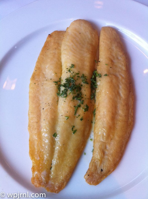 Bistro KM0 fish