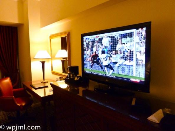 JW Marriott Lima Standard Room - TV