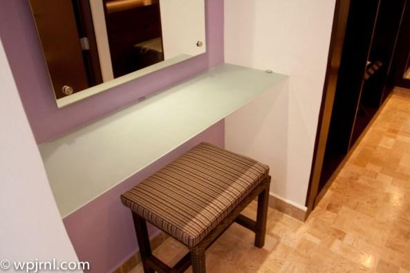 Hyatt Regency Cancun - Eternity Suite - changer