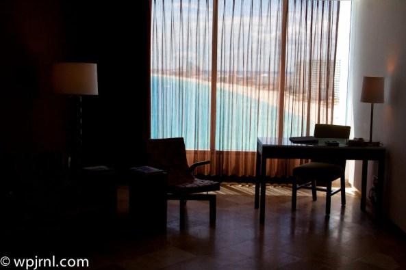 Hyatt Regency Cancun - Eternity Suite - desk