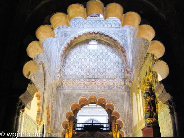 Cordoba Mosque - Cordoba, Spain