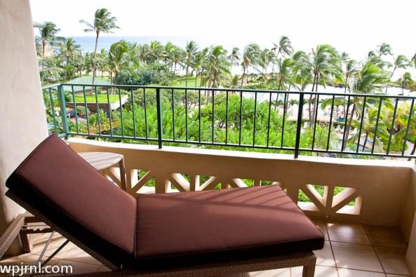 Grand Hyatt Kauai Deluxe Ocean Suite - Balcony